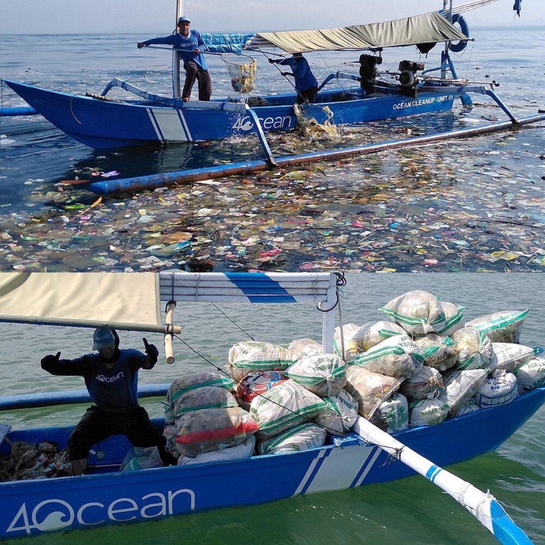 4Ocean:la società che ha raccolto 6450 tonnellate di rifiuti dal mare