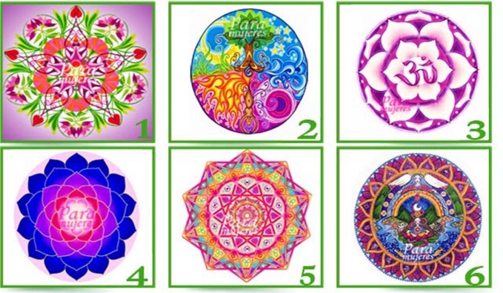 Il Mandala che scegli rivelerà importanti aspetti della tua personalità