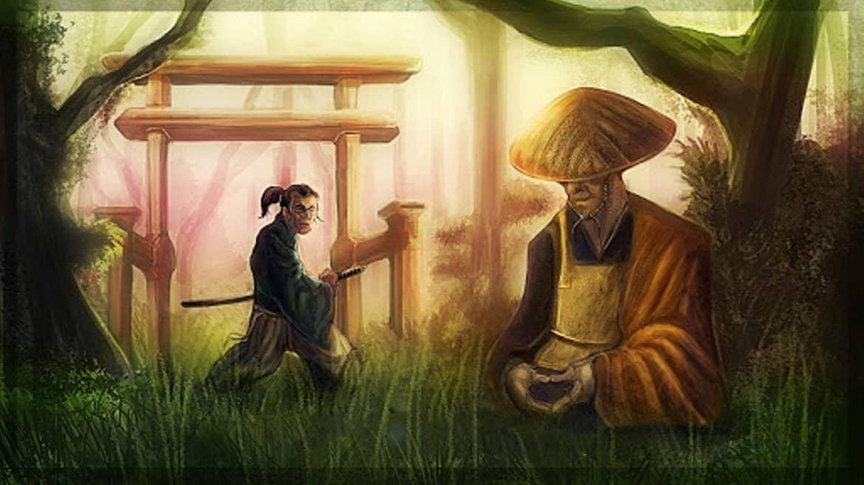 Storia Zen: Il Maestro e il Samurai